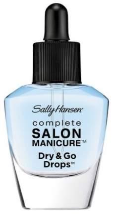Капли для быстрого высыхания лака SALLY HANSEN Dry & Go Drops, 11 мл