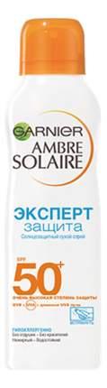 Солнцезащитный сухой спрей Garnier Ambre Solaire Эксперт Защита, SPF50, 200 мл
