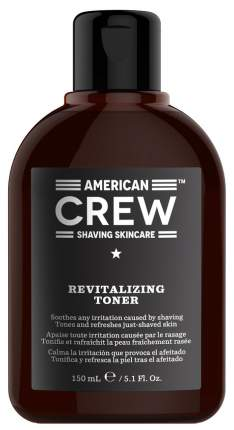 Лосьон после бритья American Crew Revitalizing Toner Shaving Skincare 150 мл