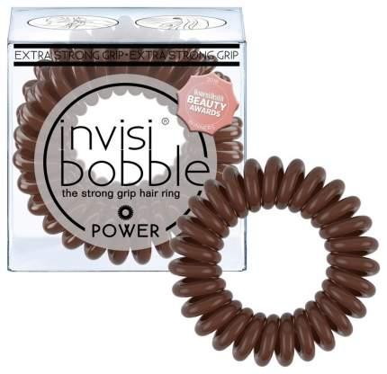 Резинка для волос invisibobble Резинка-браслет Power Pretzel Brown