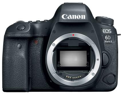 Зеркальный фотоаппарат Canon EOS 6D Mark II Black