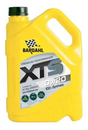 Моторное масло Bardahl XTS 0W-20 5л