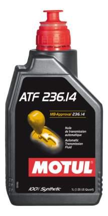 Трансмиссионное масло MOTUL ATF 1л 105773