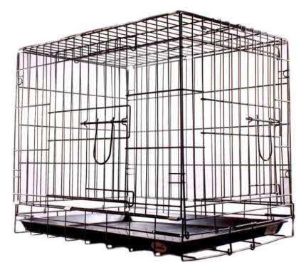 Клетка для собак KREDO 55x48x78