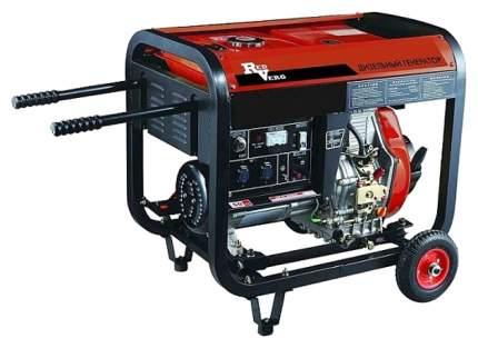 Дизельный генератор RedVerg RD-D5000EN 5024816