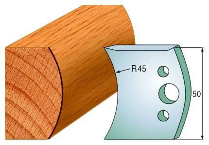 Комплект из 2-х ножей 50x4 SP CMT 690.556