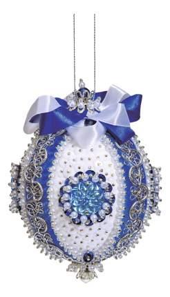 Набор для создания украшений Волшебная Мастерская Царский синий