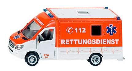 Машина спецслужбы Siku Скорая помощь