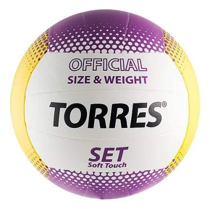 Волейбольный мяч TORRES V30045 Размер 5