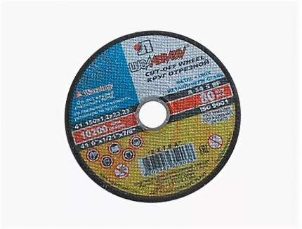 Диск отрезной абразивный Луга 150 х 1,2 х 22 мм 73665