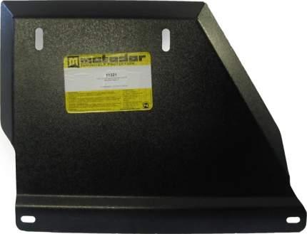 Защита рк (раздаточной коробки) Мотодор для Mitsubishi (motodor11321)