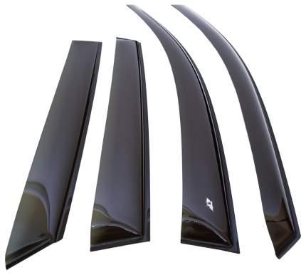 Дефлектора окон Cobra Tuning для Volkswagen Tiguan 2008-2011, 2011-