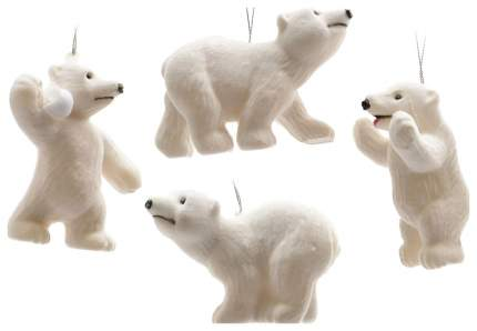 Елочная игрушка Kaemingk 515366 Белый