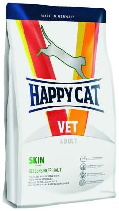 Сухой корм для кошек Happy Cat Vet Skin, для чувствительной кожи, 4кг