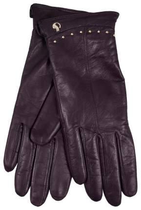 Женские перчатки Dal Dosso D317 7,5 Темно-фиолетовые