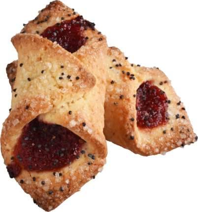 Печенье сдобное Акульчев купелька с малиной 750 г