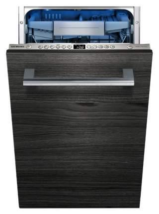 Встраиваемая посудомоечная машина 45 см Siemens iQ500 SR656X10TR