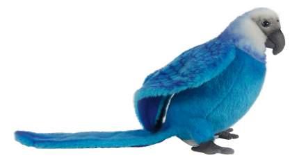 Мягкая игрушка Hansa Попугай Голубой Ара 27 см Голубой 6790