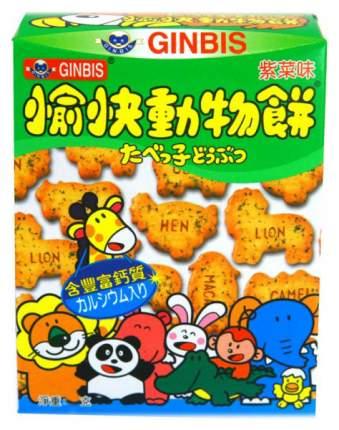 Печенье GINBIS Овощное с 3 лет 63 г