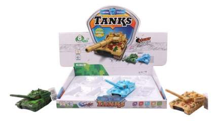 Набор игрушечных Танков 8 шт. Gratwest В85822