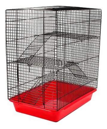 Клетка для крыс, морских свинок, мышей, хомяков Дарэлл 38х24х33см