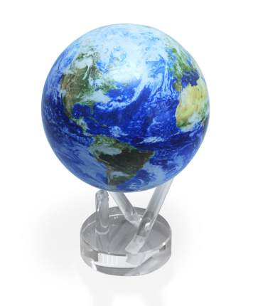 MOVA GLOBE d12 см Земля в облаках