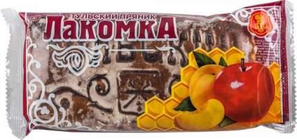 Пряник тульский лакомка Ясная Поляна с фруктовой начинкой 140 г