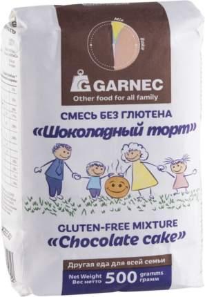 Смесь Гарнец шоколадный торт без глютена 500 г