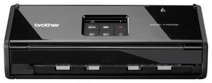Сканер Brother ADS-1100W Black