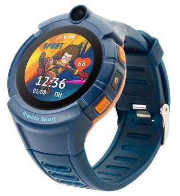Детские смарт-часы Кнопка Жизни Aimoto Sport Orange/Orange