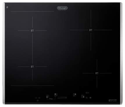 Встраиваемая варочная панель индукционная Delonghi PIND-7 Black