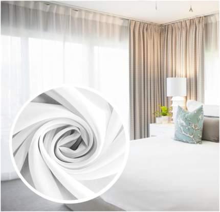 Вуаль Amore Mio однотонная 600*290 см - 1 шт. Белый