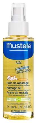 Массажное масло Mustela Bebe 100 мл