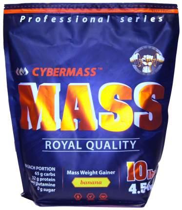 Гейнер CyberMass Mass Gainer 4540 г Banana