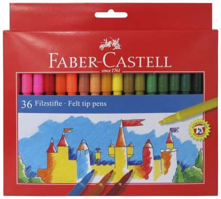 Набор фломастеров Faber Castell Felt Tip 36 цветов