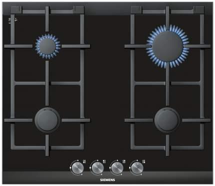 Встраиваемая варочная панель газовая Siemens ER626PB70R Black