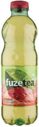 Зеленый чай Fuzetea клубника и малина 1 л