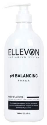 Тоник для лица Ellevon Ph Balancing 1000 мл