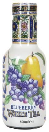 Напиток Arizona Белый чай Черника негазированный безалкогольный пластик 0.5 л