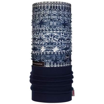 Шарф-труба Buff National Geographic Polar, синий, One Size