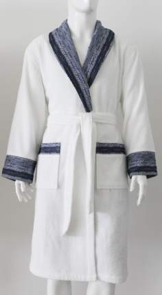 Банный халат Arya Salvador Цвет: Белый, Синий (xL)