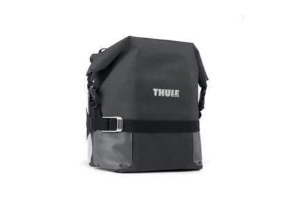 Велосумка Велосипедная сумка Thule Pack'n Pedal малая, черная 100006