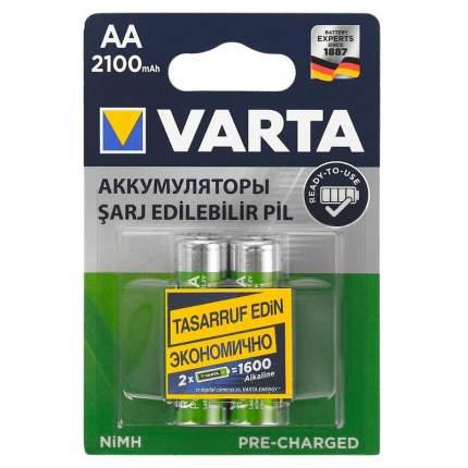 Аккумуляторная батарея Varta HR6-2BL 2 шт