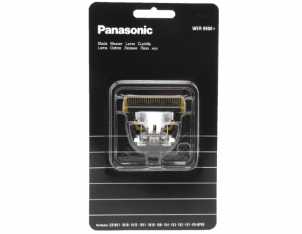 Нож Panasonic WER9920Y1361 к машинке для стрижки волос Panasonic ER-GP80/ER15/ER16