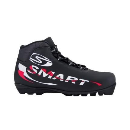 Ботинки для беговых лыж Spine Smart 357 2019, black/grey, 39