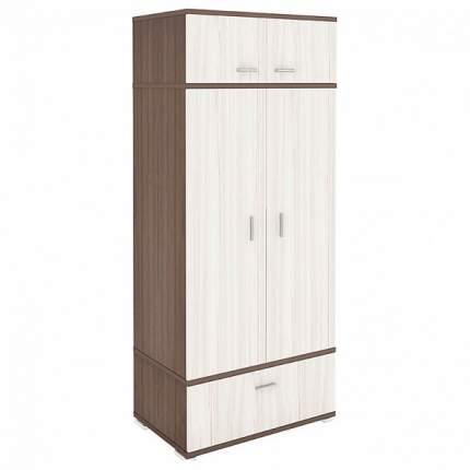 Платяной шкаф Мэрдэс Домино КС-20 MER_KS-20_SHK 90x57,1x213, шамони