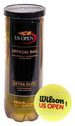 Набор теннисных мячей Wilson US Open HV