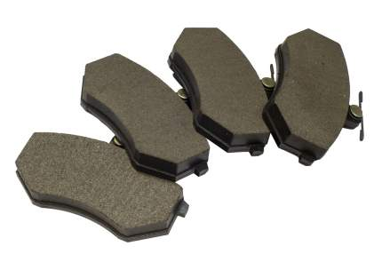 Комплект тормозных колодок WEEN 1512629