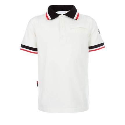Рубашка-поло Choupette, цв. бежевый, 128 р-р