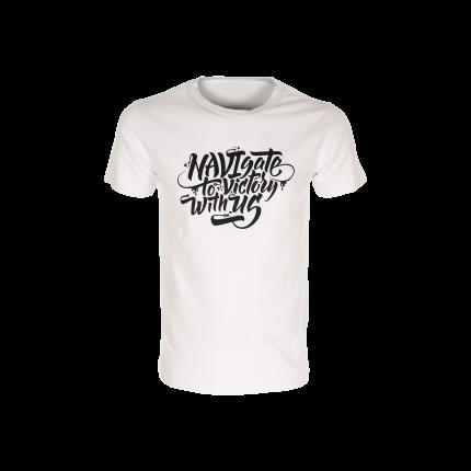 Футболка NaVi NAVIgate White  (XS)